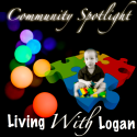 Community Spotlight • Caryn Haluska of Living With Logan (March 2011)