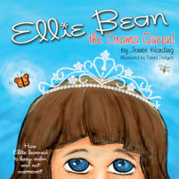 """Ellie Bean the Drama Queen"" by Jennie Harding • A Book Review"