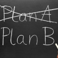 Change of Plans – Plan A to Plan B and Beyond…Why I'm NOT going to Blogher
