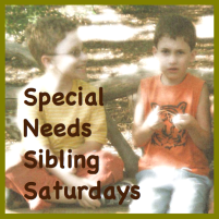 """When A Brother's Love Hurts"" – My Guest Post on Squashed Bologna: A Special Needs Sibling Saturdays Post"