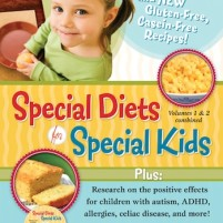Special Diets for Special Kids by Lisa Lewis, Ph.D. – A Book Review