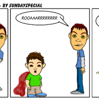 """Sunday Special Comics – """"Superman Changes His Mind"""" 10-30-2011"""