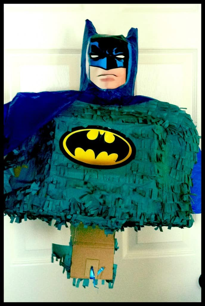"The Batman Pinata is ""Dead"""