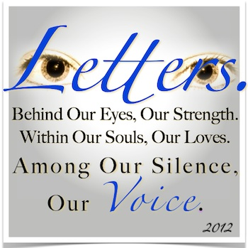 2012 Letters Series