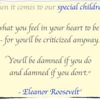 Do What You Feel in Your Heart… Quote by Eleanor Roosevelt – Friday Finish