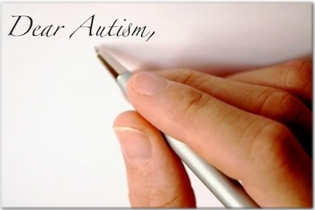 Dear Autism by Meredith Myers - Letters Series