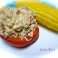 Bird's Chicken Salad Un-Recipe