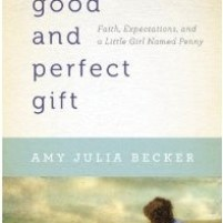 A Good and Perfect Gift – A Book Review