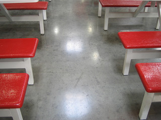 Costco Food Court Seating - Brookewill / Flickr