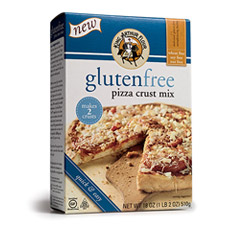 King Arthur Gluten Free Pizza Crust