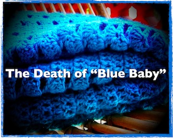 The Death of Blue Baby - A View in the Mirror