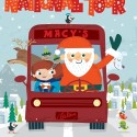 The Magic in the Holidays Discovered with Letters to Santa, Macy's and Make-A-Wish Foundation