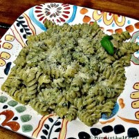 Bird's Basil Pesto