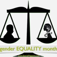 Gender Equality Month in March