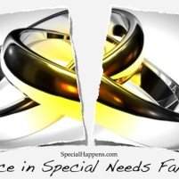 Divorce in Special Needs Families Part I