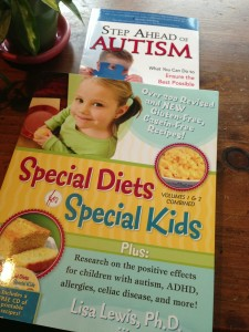 Special Diets & Step Ahead of Autism Books Giveaway