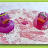 Autism is… Bubble Baths and Weighted Blankets