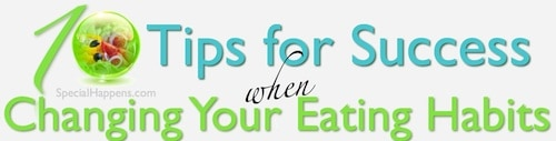 10 tips for success in eating