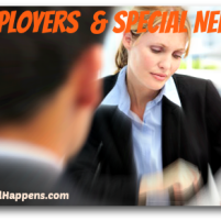 Employers and Special Needs Families