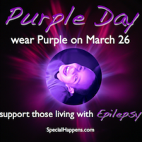 Purple Day is a Day to Support Those Living with Epilepsy