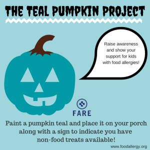 FARE - Teal Pumpkin Project