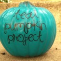 Teal is the New Orange for Halloween