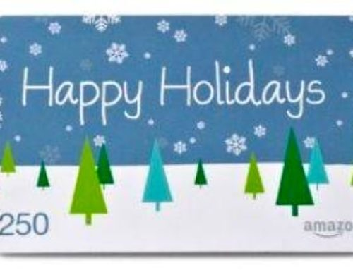 WIN the Special $250 Amazon Holiday Gift Card #Giveaway