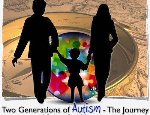 An Interview with a Parent Navigating Two Generations of Autism