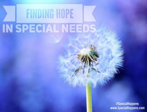 Finding Hope in Special Needs